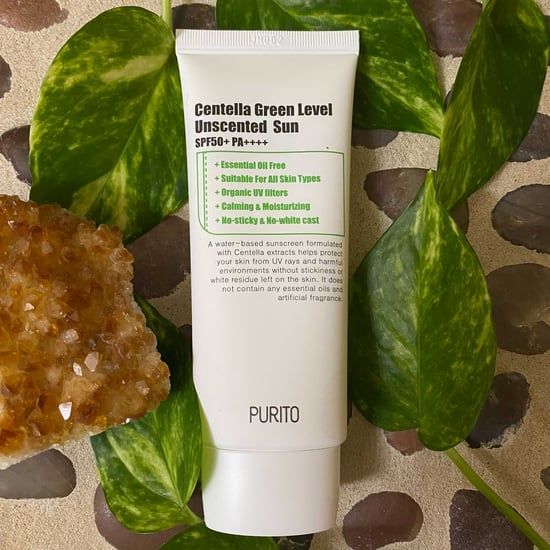 Purito Centella Green Level Unscented Sunscreen Review