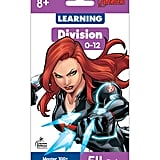 Marvel – Division 0–12 Flash Cards, The Avengers, Ages 8+