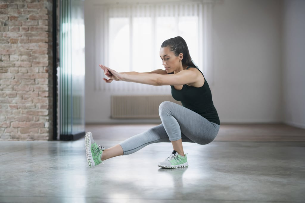 Exercises With One Leg