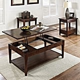 Clifton Lift-Top Cocktail Table With Casters