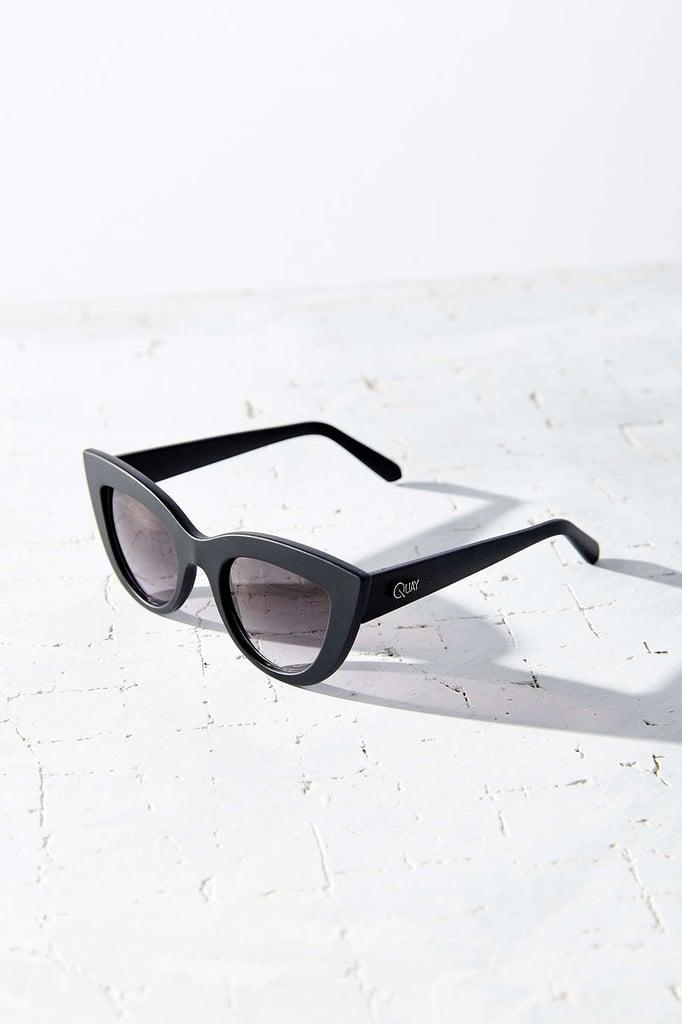 Quay Kittie Cat Eye Sunglasses ($50)