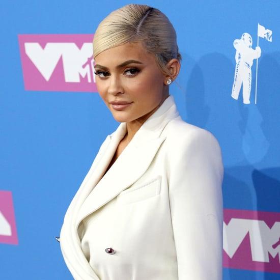 Kylie Jenner Kim Kardashian Perfume Launch