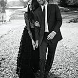 The Sheer Engagement Dress