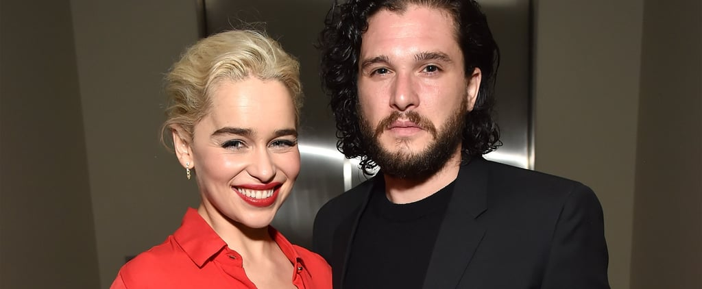 Kit Harington Kicks It With Emilia Clarke in LA After Getting Kicked Out of a Bar in NYC