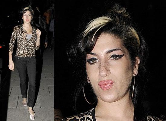 Photos of Amy Winehouse New Lips