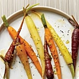 Steamed Baby Carrots