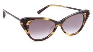 Channel Mary-Kate and Ashley Olsen's unique brand of city-girl cool with these Hanover Sunglasses ($225) from their Elizabeth and James line. They're perfect for traveling, grabbing coffee, or any time you need to protect yourself from a photographer's flash. — Maria Mercedes Lara, associate editor