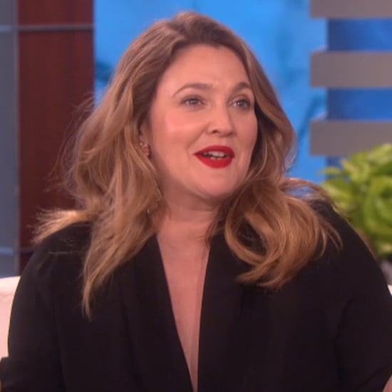 Drew Barrymore Talking About Dating Apps on Ellen Show 2018