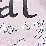 """Magic is real."""