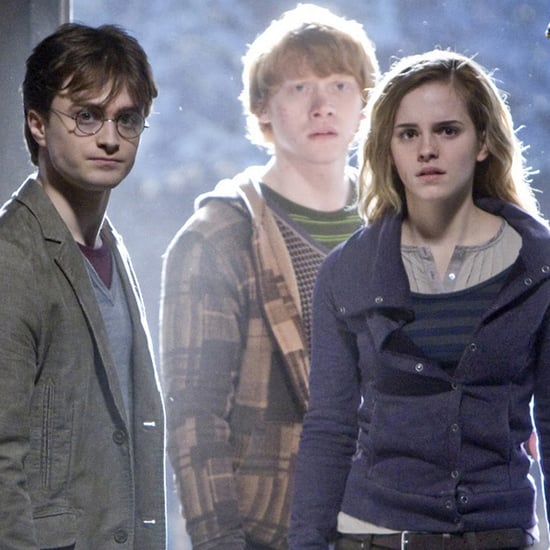 J.K. Rowling Short Story Update Harry Potter, Ron, Hermione