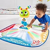 For Infants: Fisher-Price Bright Beats Learnin' Lights Dance Mat