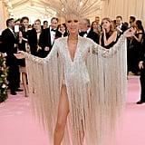 Celine Dion at the 2019 Met Gala