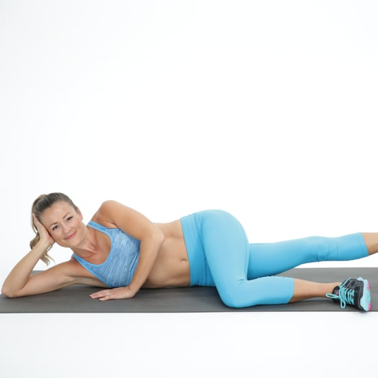 Inner Thigh Toning Leg Lift