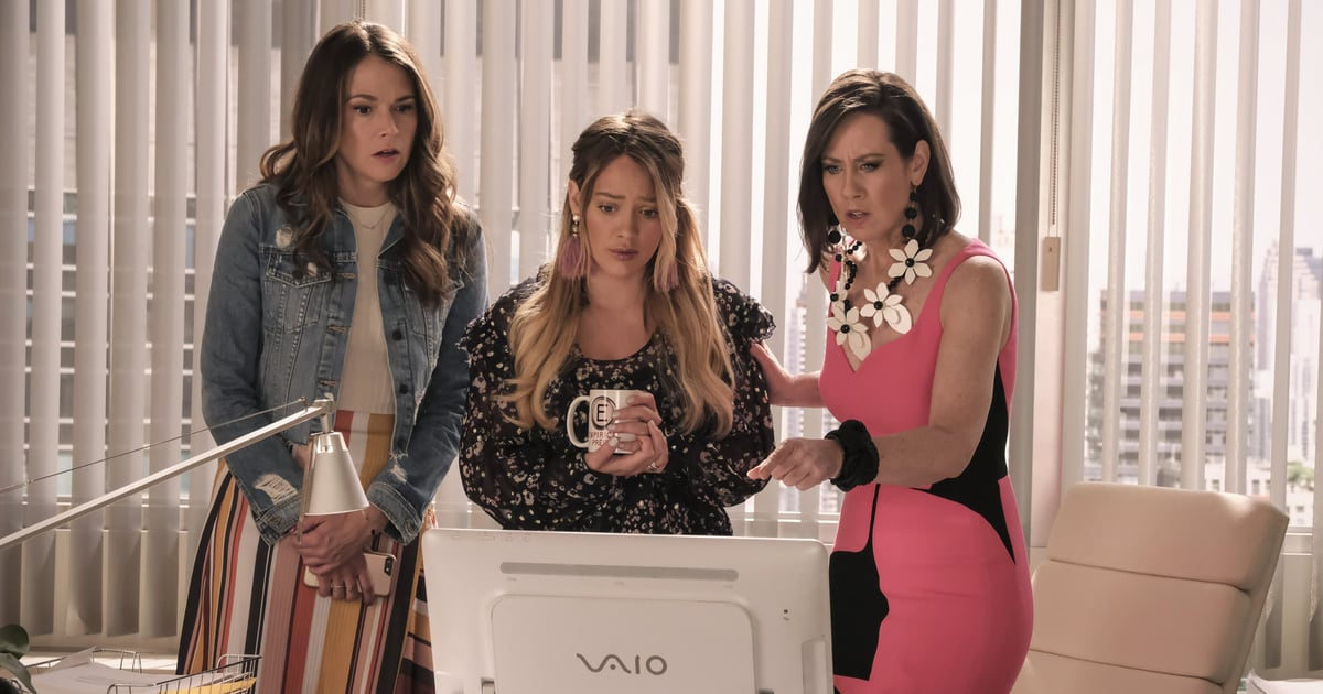 Younger Is Back For Its Final Season, but 2 Big Characters Won't Be Along For the Ride