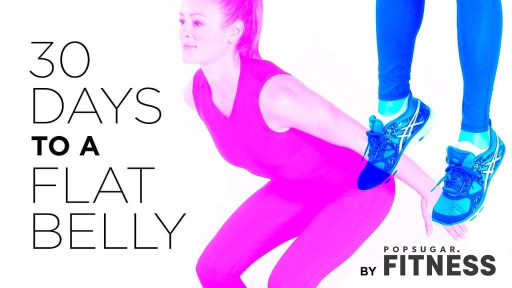 30 Days to a Flat Belly Workout Program