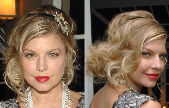 Love It or Hate It: Fergie's Modern Flapper Hairstyle