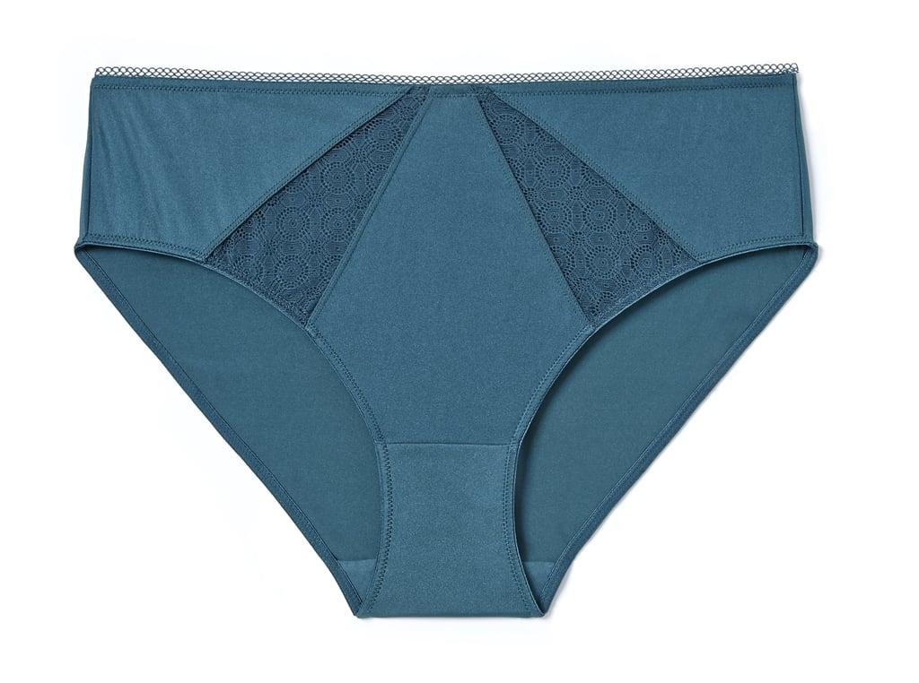 6cd7cb9155f Hi-Cut Lace Underwear ($30) | Ashley Graham Addition Elle Lingerie ...