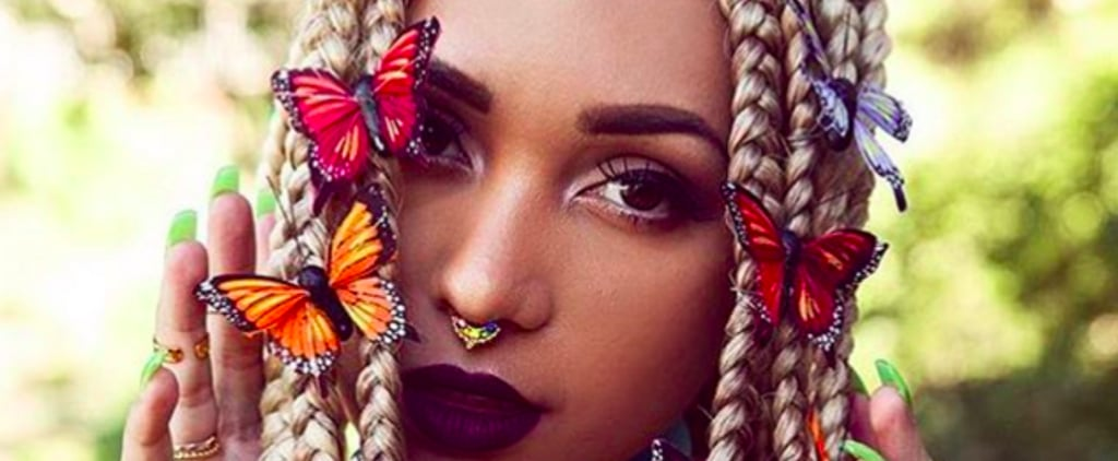 13 Designs to Try When You're Bored With Your Braids