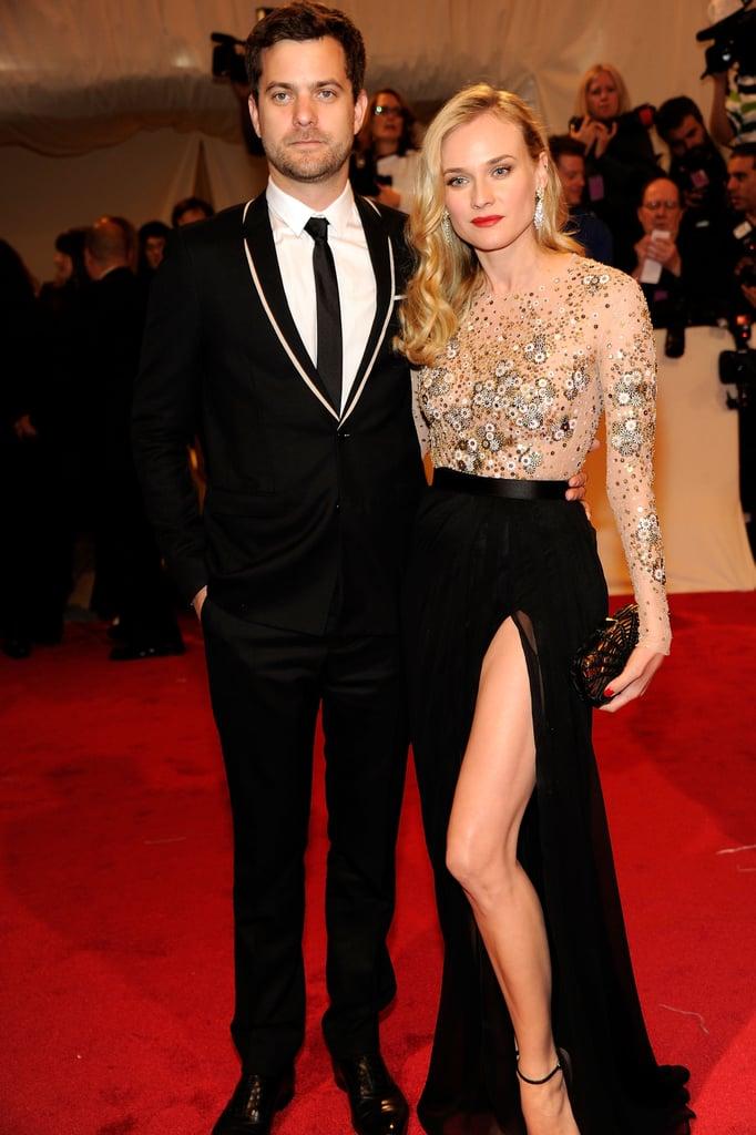 Diane Kruger at the Met Gala