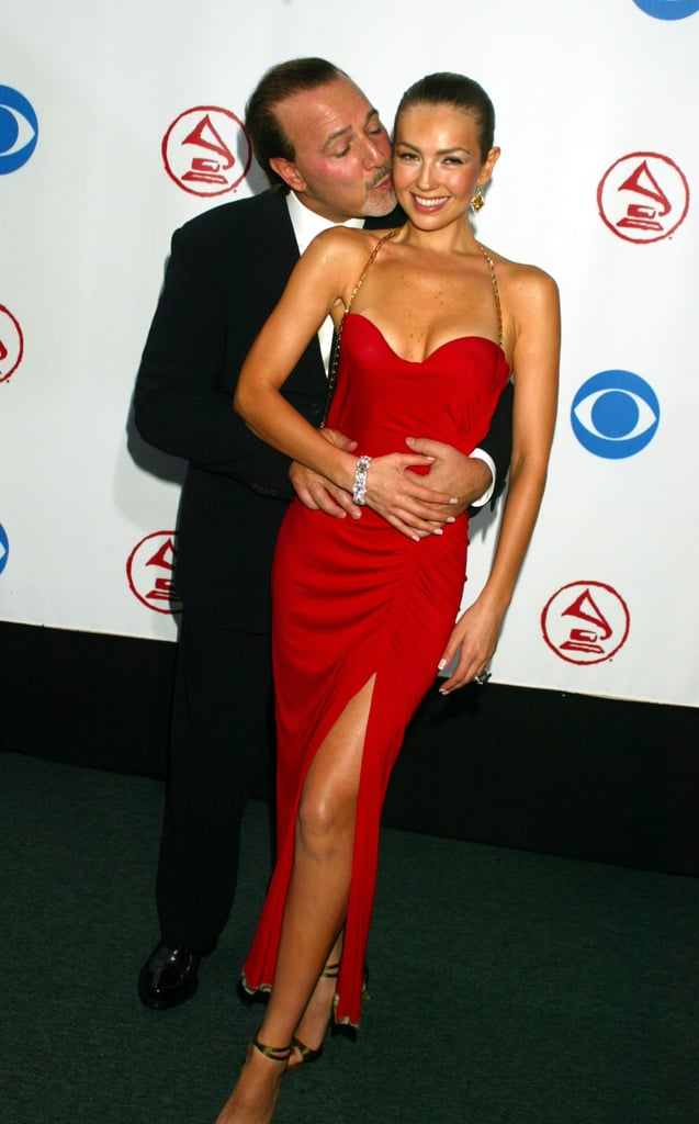 Thalia and Tommy Mottola Pictures | POPSUGAR Latina