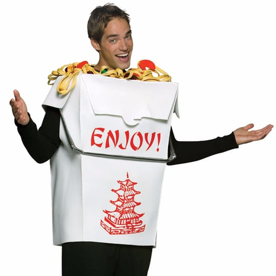 Funny Halloween Food Costumes