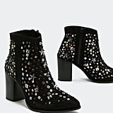 Nasty Gal The Best By Star Sequin Boot