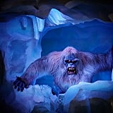 The Matterhorn's yeti got a (terrifying) makeover for the 60th Anniversary.