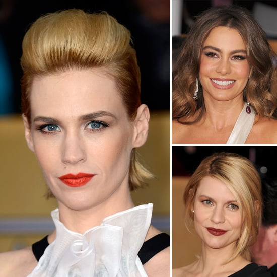SAG Awards Hair and Makeup How-Tos 2013
