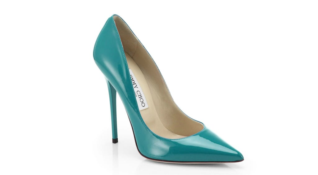 9f135976af5 Jimmy Choo Anouk Patent Leather Point-Toe Pumps ( 595)
