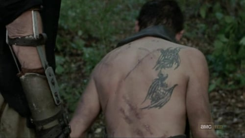 What Do Daryl's Angel Wings on The Walking Dead Mean? | POPSUGAR