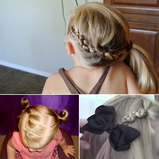 Hairstyles For Toddlers