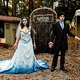 Tim Burton Corpse Bride Wedding Ideas
