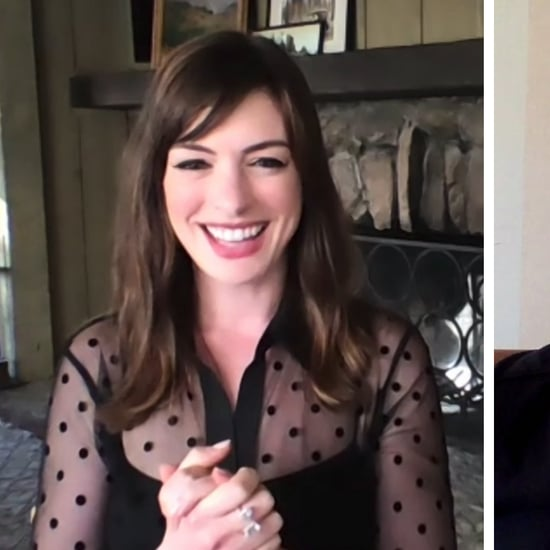 Anne Hathaway and Stanley Tucci Interview About The Witches