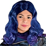 Party City Mal Wig For Girls — Descendants 3