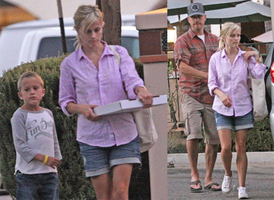 pictures of reese witherspoon jim toth deacon and ava On ojai celebrities
