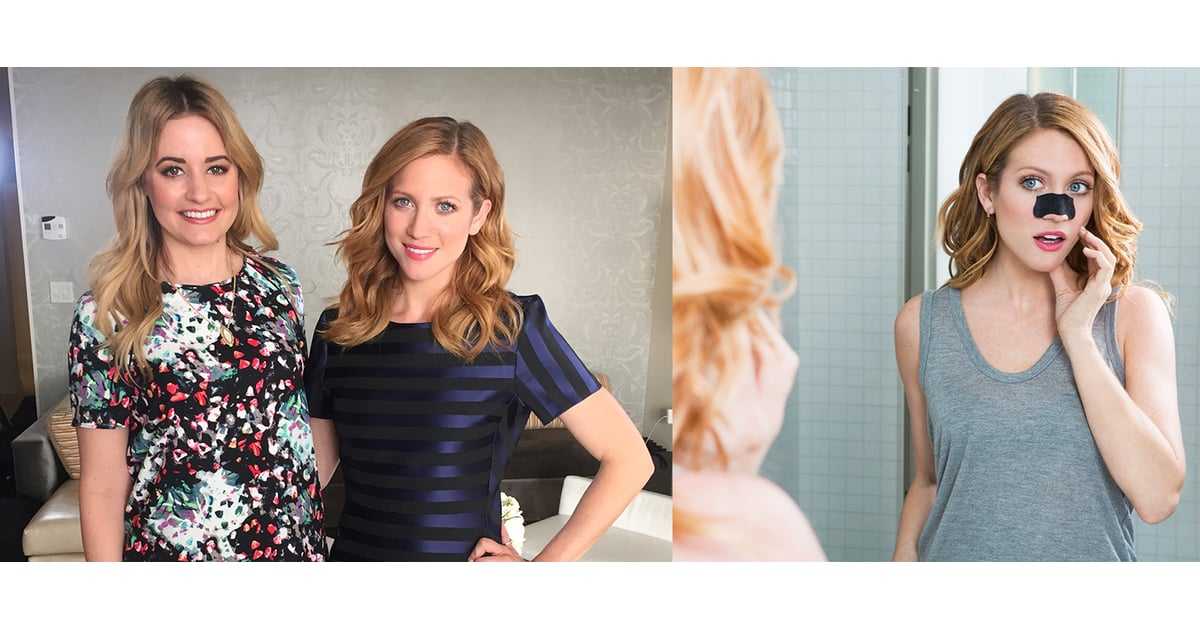Brittany Snow Is Bioré's First Celebrity Spokeswoman