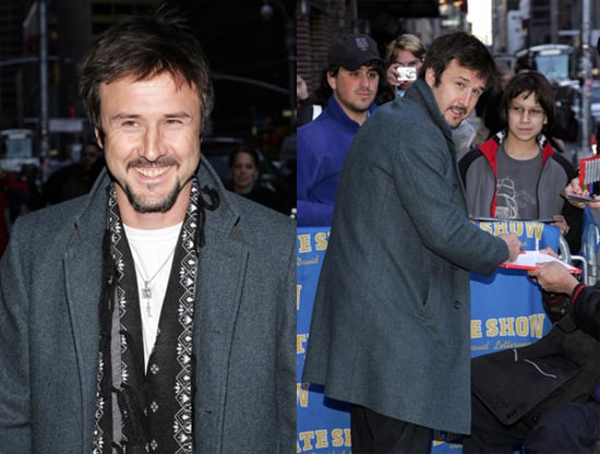 David Arquette Super Dad