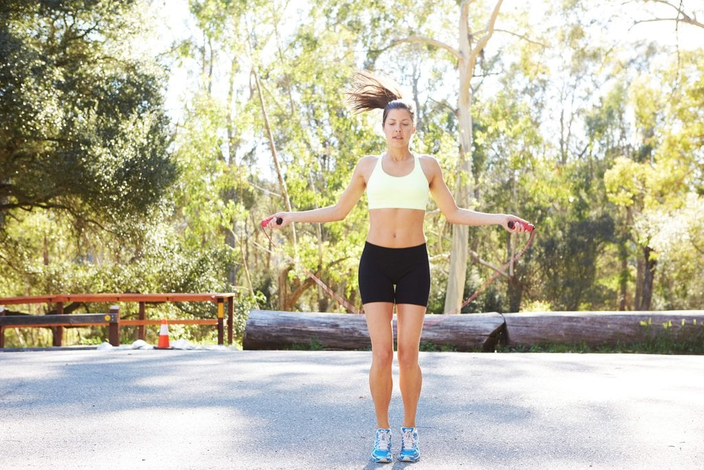 Jump Rope HIIT and Strength-Training Workout