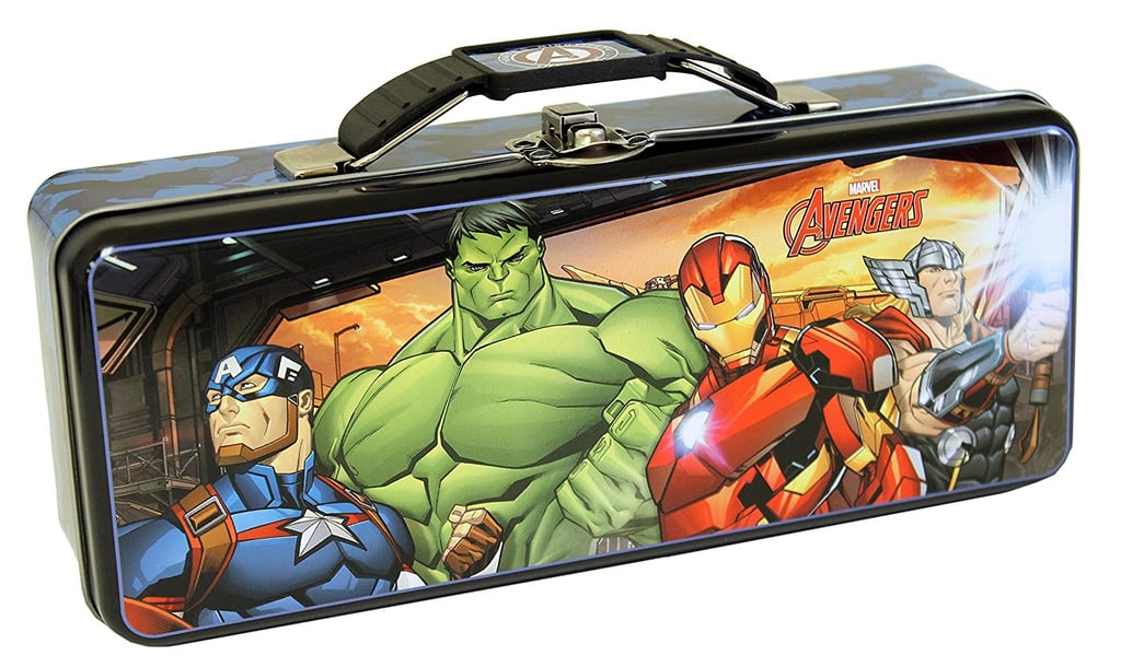 The Tin Box Company Avengers Pencil Box with Handle