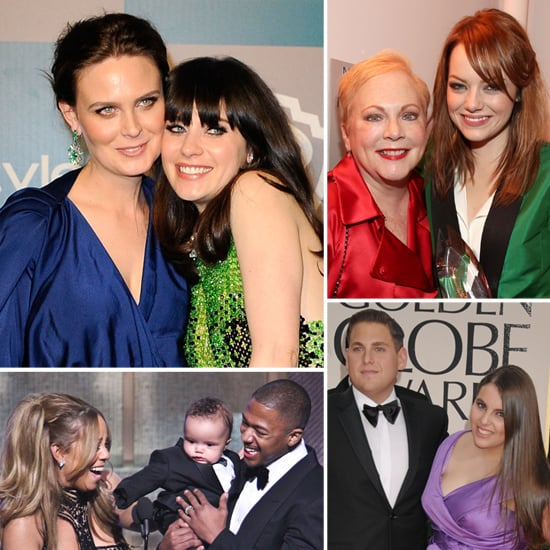 Family Ties During 2012 Award Season