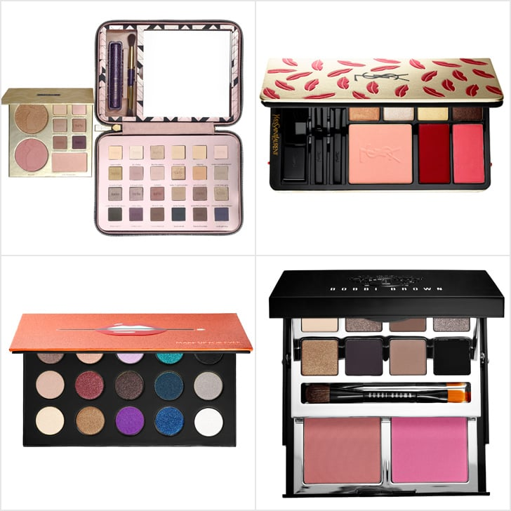 Holiday Makeup Palettes 2015