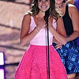 Lea Michele gave an emotional speech honoring her late boyfriend Cory Monteith at the Teen Choice Awards in LA. Check out all of the other pictures from the Teen Choice Awards.