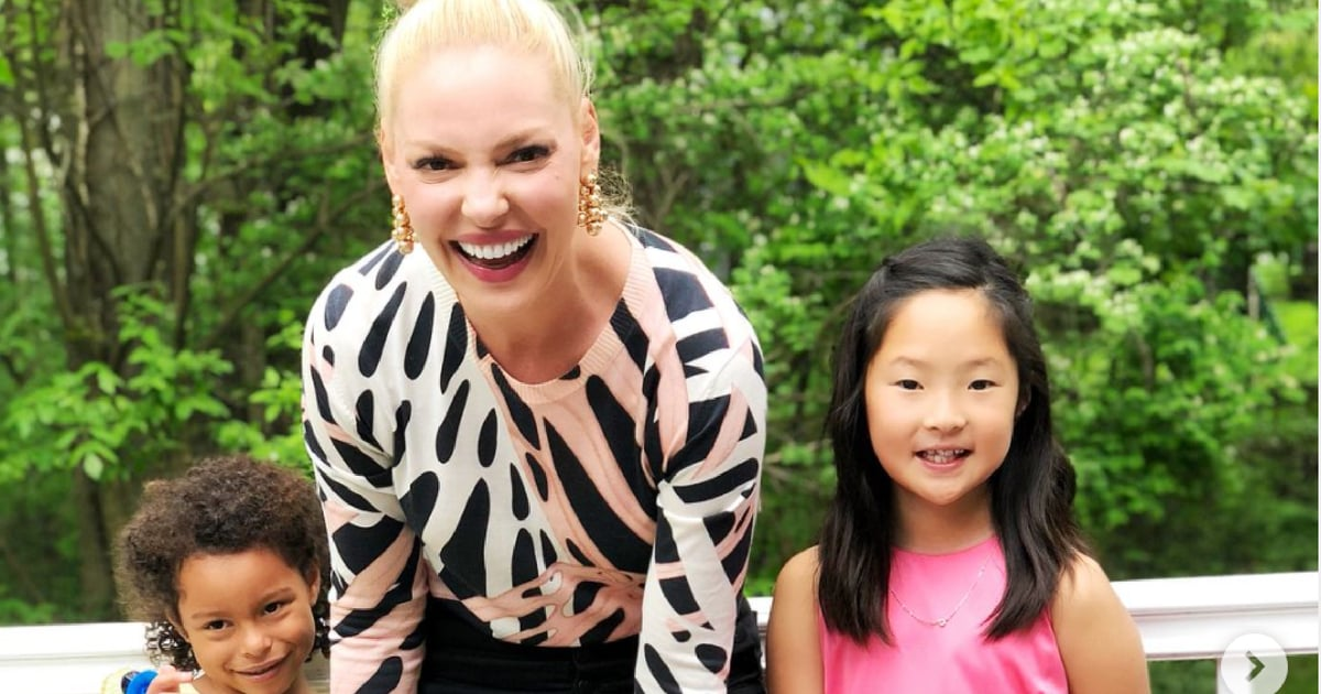 Katherine Heigl Changed Her Mind About Having More Kids After the Pandemic