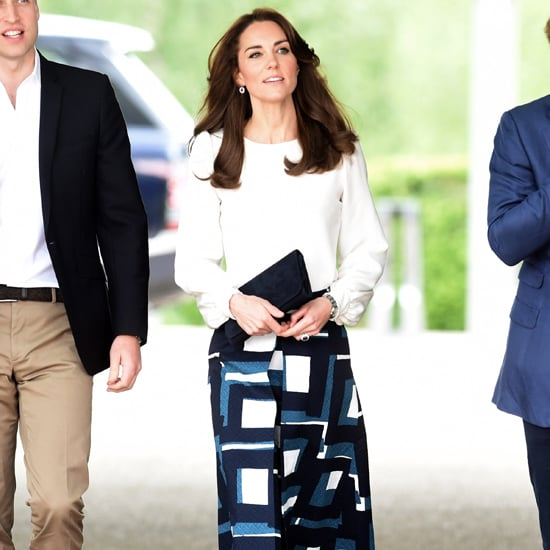 Duchess of Cambridge Banana Republic Skirt May 2016