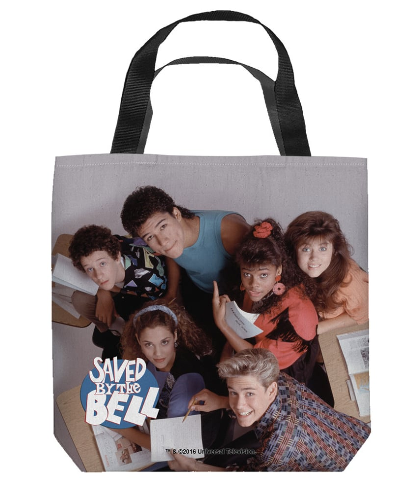 Group Shot Tote Bag