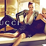 We love the sexy dark look of these Gucci ads. Source: Fashion Gone Rogue