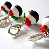 Knitters rely on stitch markers to keep track of complicated stitch patterns and different parts of an unfinished garment. These festive Christmas puds (£8) would make a brilliant stocking filler for anyone who knits!