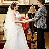 """Passing Down Your Wedding Dress Is Definitely a """"Do"""""""