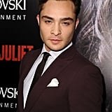 When he gave this purely Chuck Bass face