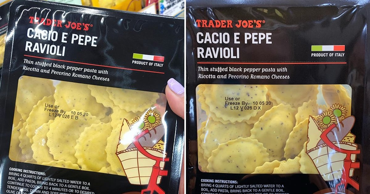 Trader Joe's Now Has Cacio e Pepe Ravioli, and We'll Just Let That Sink In